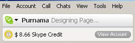 Credit Skype